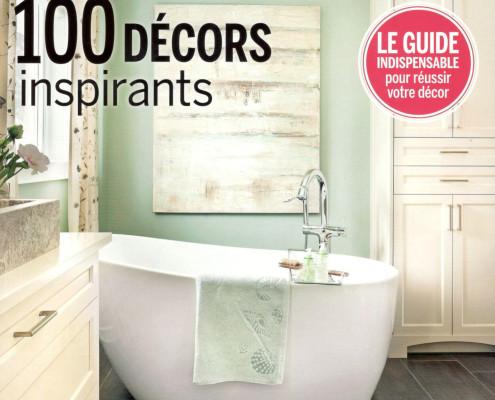 Parution FEXA, Je décore Hors Série Salles de bains Avant Après, rénovation salle de bain