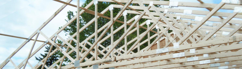 FEXA Construction résidentielle et multiplex à Québec, Ferme de toit