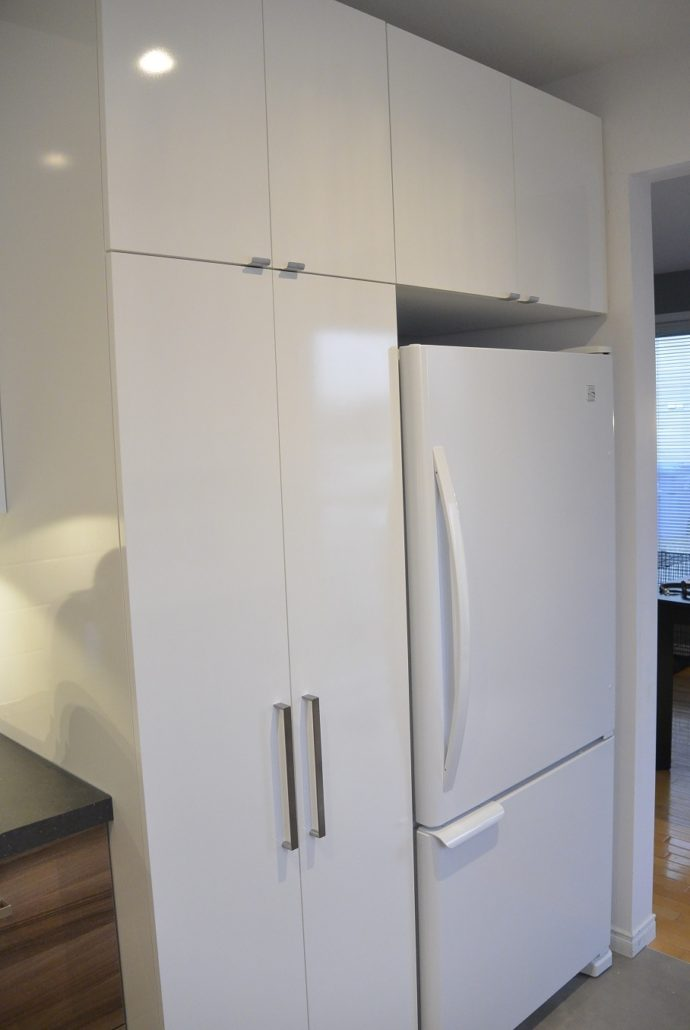 Fexa r novation de salle de bain armoire de cuisine et for Armoire de cuisine mrs