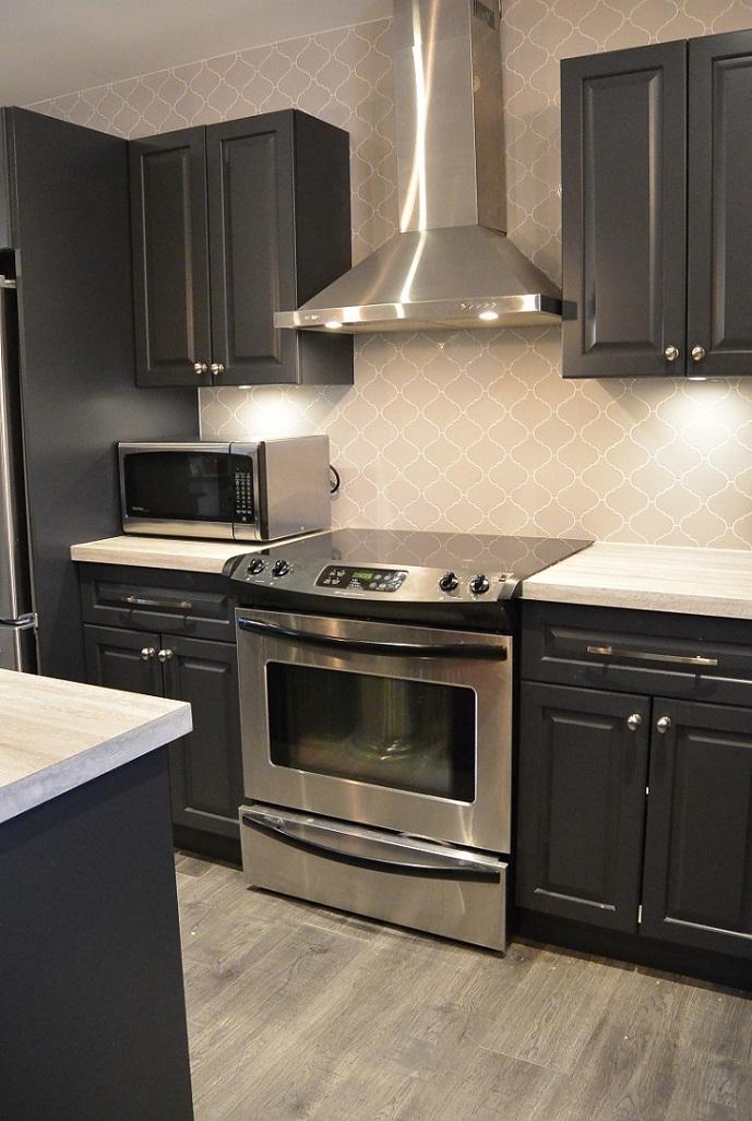 Fexa r novation de salle de bain armoire de cuisine et for Armoire cuisine quebec