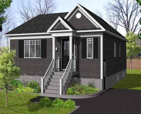 Construction maison neuve, construction multiplex, Construction Duplex à vendre à Loretteville, rue Court-Métrage à Québec, Clef en main, plan d'aménagement disponible, FEXA Construction, Entrepreneur général