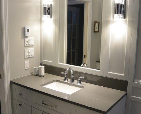 Rénovation salle de bain, installation robinetterie, FEXA